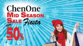 ChenOne Mid Season Sale