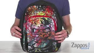 LEGO Ninjago® Spraypaint Heritage Classic Backpack SKU: 9150436