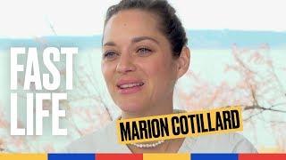 """Marion Cotillard - """"Je foutais le bordel au collège"""""""
