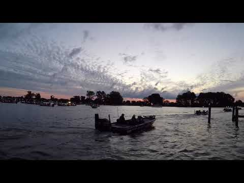 Bassmaster Elite Lake St  Clair 2017
