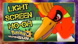 Pokemon Ultra Sun and Moon VGC 2019 Sun Series Battle - Light Screen Ho-oh