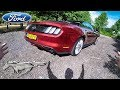 Ford Mustang EcoBoost REVIEW POV Test Drive by AutoTopNL