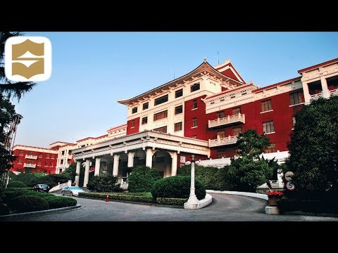 Luxury Hotel Review-Shangri-La, Hangzhou.Обзор люксового оте