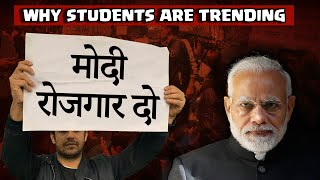 Modi Job Do | Why Students appearing for SSC are so Upset? | Akash Banerjee feat - PuNsTeR™
