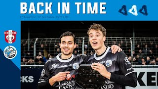 BACK IN TIME | FC Dordrecht - FC Den Bosch (Re-Live) 🏆