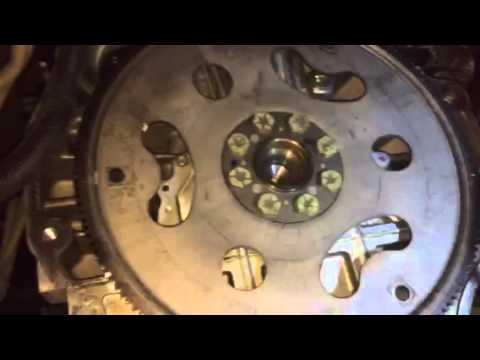 2004 Chevrolet TrailBlazer starter and flex plate location ...