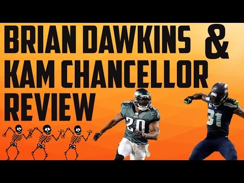 90 Kam Chancellor and 93 Brian Dawkins review - Madden Ultimate Team 17