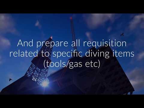 Diving Operations Engineer Vacancy | FRG
