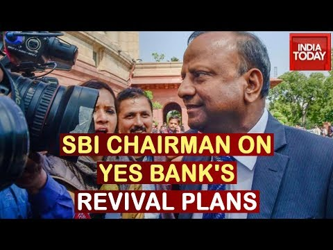 SBI's Involvement In Yes Bank Crisis A Strategic Investment Decision: SBI Chairman Rajnish Kumar