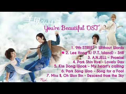 FULL ALBUM YOURE BEAUTIFUL OST 미남이시네요