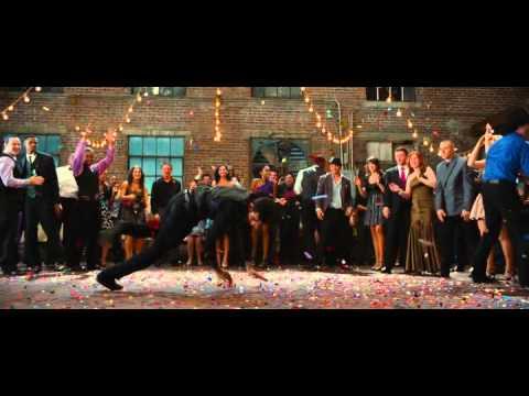 Свободные - Финальные танец. Сцена из фильма