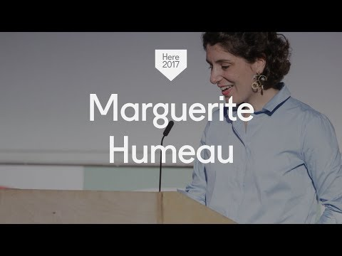 Here 2017: Marguerite Humeau