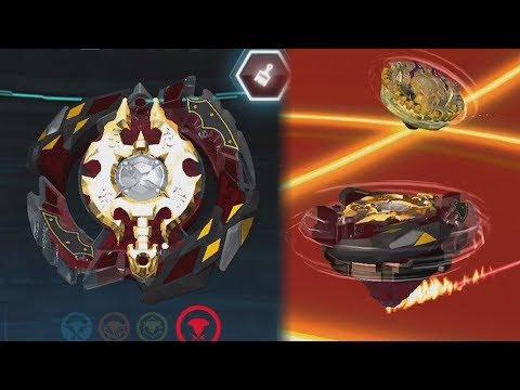 LEGEND SPRYZEN S3 GAMEPLAY | Beyblade Burst App Gameplay PART 29 ベイブレードバースト