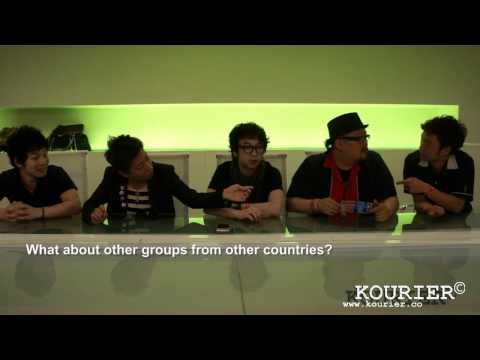 [kourier - HD] An Exclusive Interview with Crying Nut at Music Matters 2011