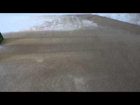 Bissell Big Green VS Rug Doctor Carpet Cleaning