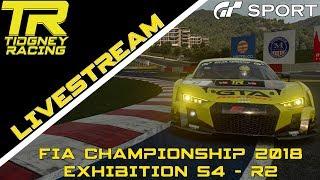 [GT Sport Livestream] - Painful Combos || FIA 2018 Exhibition Season 4 - R2