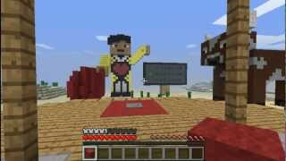 [Minecraft] Bull Fighter Mini Game