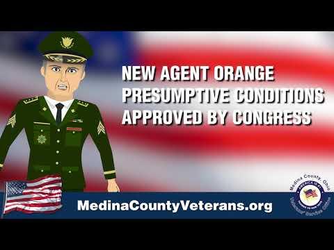 Medina VN Presumptive Conditions; New