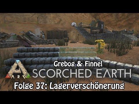 ARK:SCORCHED EARTH - Folge 37: Lagerverschönerung [deutsch] [coop]