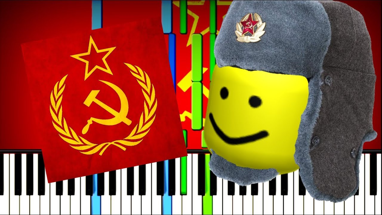 Ussr Anthem But Its Roblox Death Sound - roblox song id national anthem