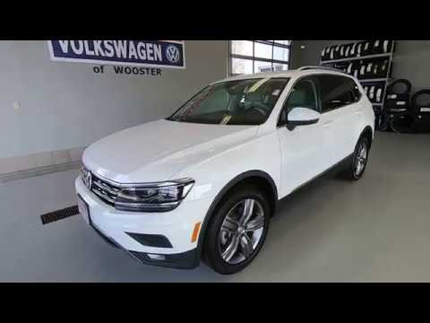 2019 Volkswagen Tiguan SEL Premium - New SUV For Sale - Wooster, OH
