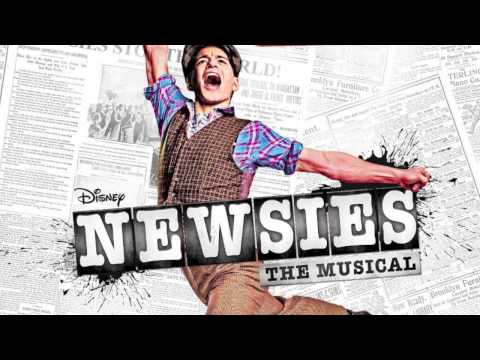 Disney's Newsies- Something to Believe In- (Male Part) Cover