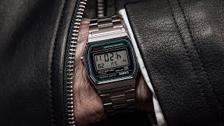 My Current Favorite Watch Only Cost $19 | Casio A158WA Review