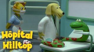 Hopital Hilltop - Mal dans sa peau S04E09 HD