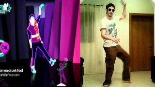 Just Dance 3 (Wii) - Black Eyed Peas: Pump It