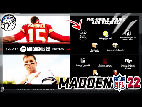 Madden 22 - What is the best version of Madden NFL 22 to Buy? DYNASTY Edition or MVP Edition?