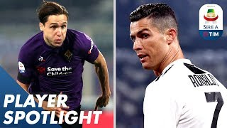 Chiesa is the fastest AGAIN! Ronaldo Dominates & Sirigu Shines | Player Spotlight | Serie A