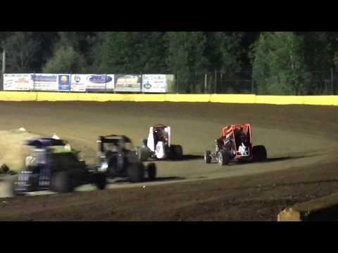 Paul Richards Hamlin Speedway 8.20.17 Rookie 600 Win
