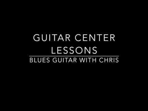 Guitar Center Gainesville Blues Guitar Lessons with Chris