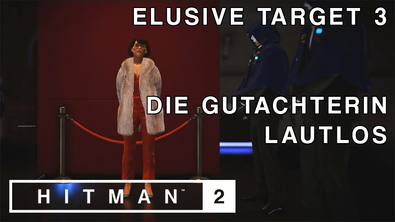 Hitman 2 Deutsch
