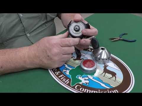 Zebco 33 Reel Repair