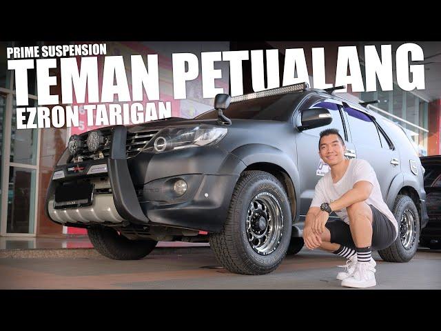 Youtuber Ezron Tarigan Percayakan Prime Untuk Teman Berpetualang