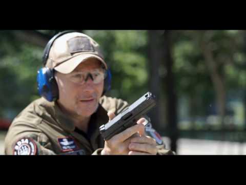 Beretta APX: Striker Fired Handgun 9MM