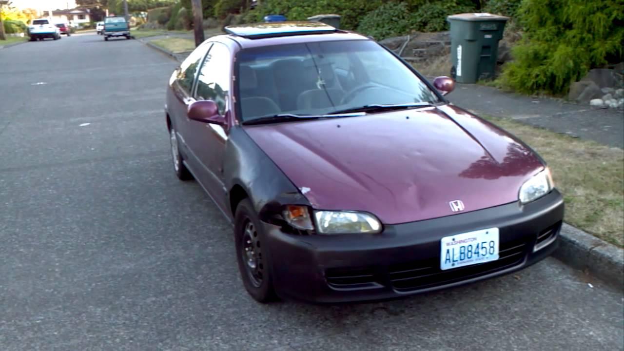 Kelebihan Kekurangan Honda Civic 1994 Review