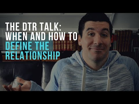 "Christian DTR Talk: When and How to Have a ""Define the Relationship"" Talk"