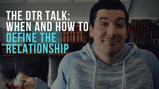 Christian DTR Talk: When and How to Have a