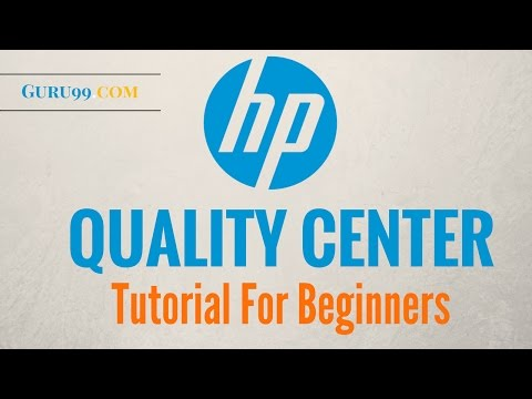 Quality Center Tutorial for Beginners