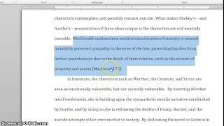 what needs to cited a research paper Welcome to the purdue owl research and citation this section contains resources on in-text citation and the works cited page, as well as mla sample papers.