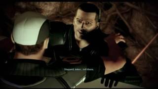 Mass Effect 2 Ending (Shepard dies) Part 1
