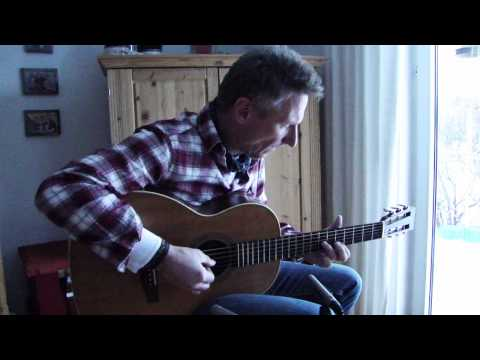 Moon River (H. Mancini) - cover