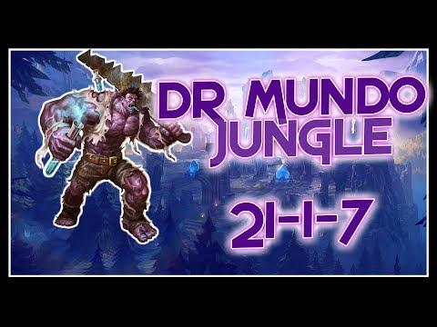 [s7] Dr Mundo jungle secret op