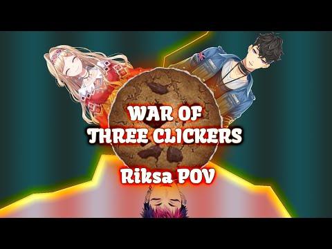 WAR OF THREE CLICKERS【NIJISANJI ID】