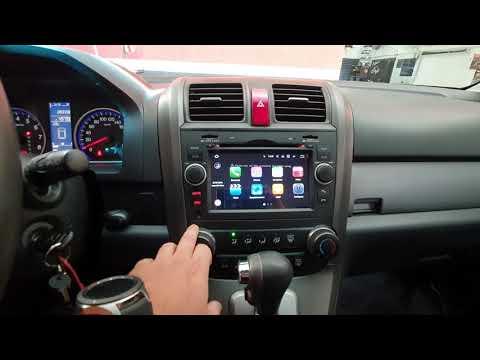 Central Multimidia Xdroid / Honda CR-V