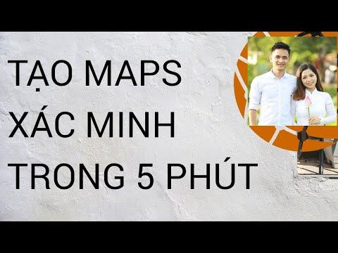 Tạo & Xác Minh Local Maps Business Google Doanh nghiệp Ngay Lập Tức (5 Phút).