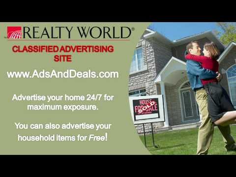 Realty World Opens the Door...  Our Agents Close the Deal