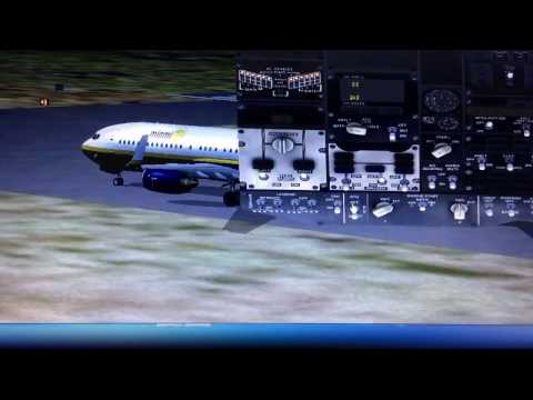FSX | Charter Flight from Punta Cana to San Juan Miami Air B737-800